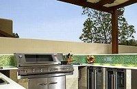 Кухни на открытом воздухе входят в моду