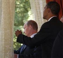 Путин угостил Обаму пельменями из перепелки