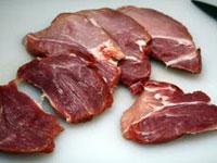 Как правильно нарезать мясо для отбивных?
