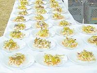 В Сыктывкаре приготовят тонну салата «Оливье»