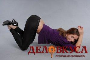 Победительницы третьего отборочного тура - Зорина Карина, Кузнецова Евгения
